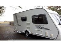 Swift challenger caravan 480se 2 berth 2008