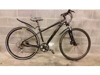 FULLY SERVICED HIBRID SPECIALIZED CROSSTRAIL WITH HYDRAULIC BRAKES BIKE