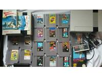 2x NES CONSOLE AND GAMES BUNDLE