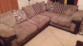 Corner Sofa like new comfy