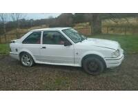 Escort rs turbo project or spares or repairs