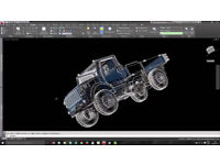 AUTOCAD 2018 PC/MAC...