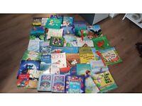 42 childrens books. Bundle. Bedtime reading. Kids books.