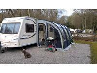 Caravan Awning Sunncamp Platinum Ultima 390