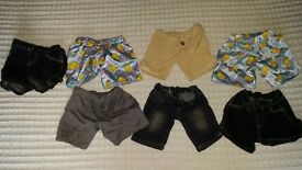ONLY £1 or sold as JOB LOT for £45 Build a Bear Workshop CLOTHES / SHOES and WIGS!