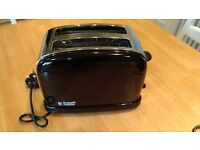 New toaster - Russell Hobbs