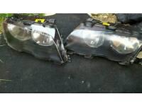 BMW 3 Series Headlights