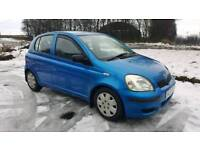 2004 TOYOTA YARIS T3 1.0 *ONLY 70000 MILES*
