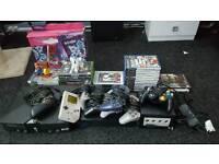 Whole lot of gaming stuff