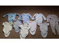 Baby boy clothes - 9 to 12 months!