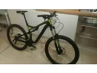 Specialized Stumpjumper Evo, FSR. Stump Jumper mountain bike