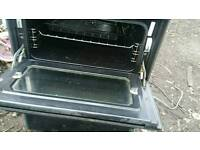 Indesit ceramic electric cooker for sale