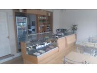 Cake shop rental right transferring