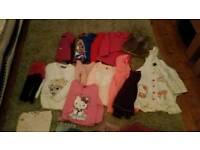 Girls Clothing age 5-6