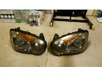 Subaru blobeye headlights (pair)