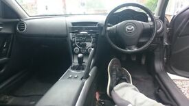 Mazda rx8 breaking for parts or whole car for 250