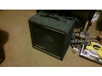 Custom Sound Guitar amp 30w reverb