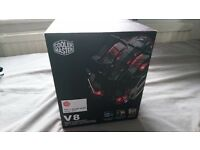 Cooler Master V8 GTS Air Cooler CPU Cooler PC Gaming Fans PC Case