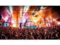 Tomorrowland 2017 - 2 Tickets - 2nd Weekend - Full Madness Package