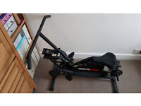 Healthrider Total Body Fitness machine with weights and instruction book