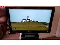 "TV LCD Panasonic 37"" with FREEVIEW - can deliver"