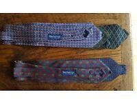 Men's Silk Burburrys Ties