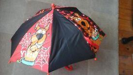 Scooby doo childs umbrella