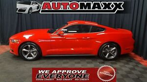 2015 Ford Mustang V6 Manual!! $179 Bi-Weekly! APPLY NOW DRIVE NO