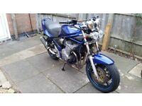 Suzuki bandit 600 mk2 streetfighter