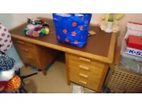 Old teachers desk for sale