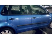2005 POLO 1.4 PETROL IN GREAT CONDITION FOR SALE FOR £1495