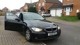 BMW 318D 2008