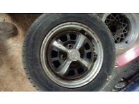 Vauxhall/Opel rostyle wheels retro classic