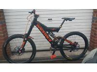 Custom Built Downhill Bike
