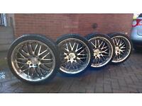 "Dotz Alloy Wheels 19"" (from BMW)"