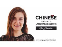 Qualified and Experienced Private Mandarin Chinese teacher in London - all levels