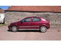 Vauxhall Astra Spares or Repairs