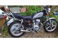Haotian 125cc motorcycle for sale