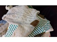 Cheap Baby boy clothes bundle looks like new. OPEN TO OFFERS