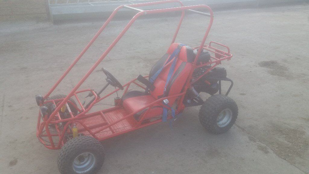 125cc off road buggy, good condition,fully working,£495