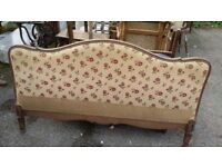 French tapestry bed!!
