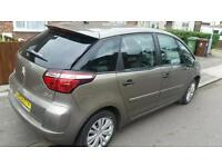 Citroen deisel 2011 Picasso VTR HDI Long MOT and TAX