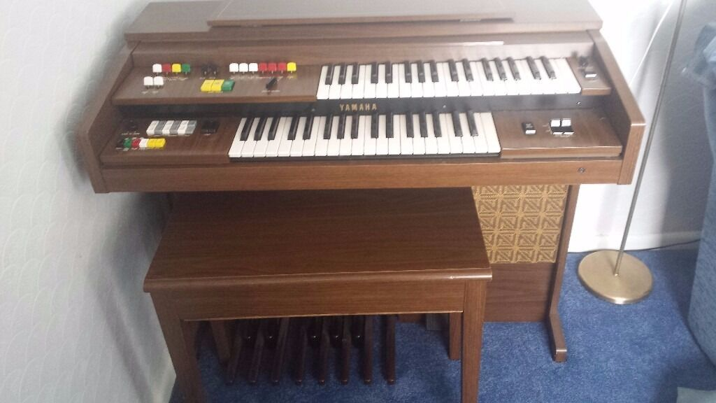 Yamaha a 55 home organ free in dronfield derbyshire for Yamaha music school locations