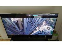"Panasonic TX-55AX902B 55"" 4K Passive 3D TV Immaculate Condition"