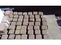 52 Block Paving Edging Blocks