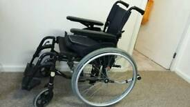 Action 2 Wheelchair