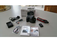 Canon 60D immaculate condition. Very low shutter count.