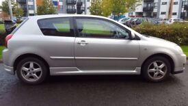 ★ 2005 Toyota Corolla 1.4, 1 year MOT, Clean ready to drive car.