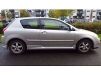 ★ 2005 Toyota Corolla 1.4, 1 year MOT, Clean ready to drive car.