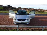 Honda Civic 1.7 Diesel 2004 £950 Kirkcaldy New Clutch Brake pads, recently serviced MOT Aug 2017